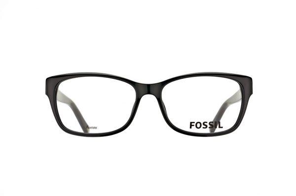 rama de ochelari fossil